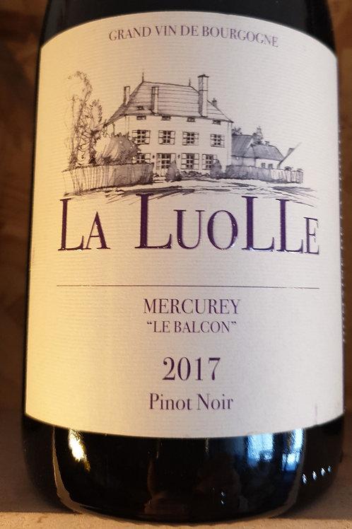 Rouge, Mercurey, Domaine de la Luolle