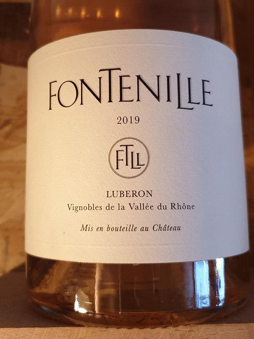 ROSE, Luberon, Domaine de Fontenille, Cuvée Amélie