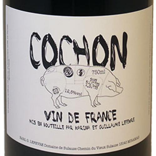 Rouge, (Coteaux d'Aix en Provence), Sulauze,Cochon