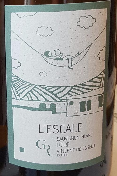 Blanc, Loire, Clos Roussely, Escale (Sauvignon)