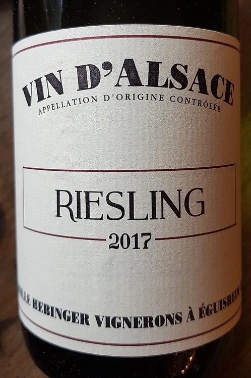 Blanc, Alsace, Domaine Hebinger, Riesling