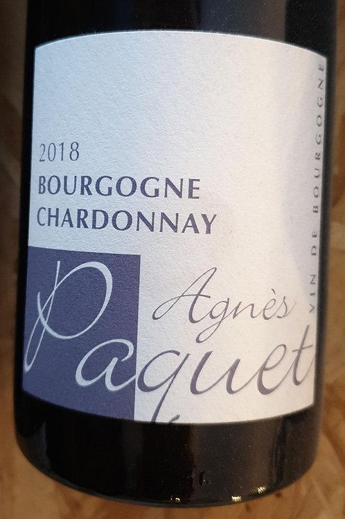 Blanc, Bourgogne, Agnes Paquet