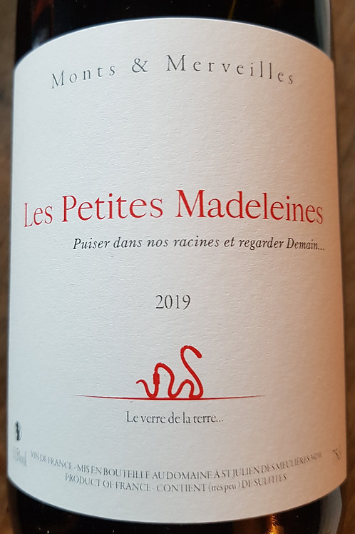 Rouge, Minervois, Monts et Merveilles, Les Petites Madeleines (Carignan)