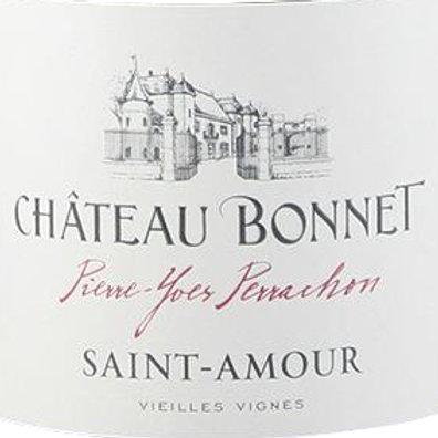 Rouge, Saint Amour, Chateau Bonnet