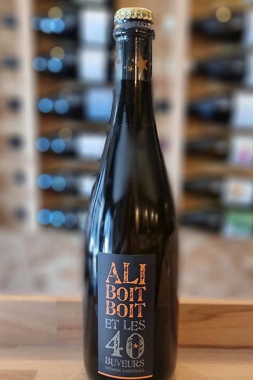 PETILLANT NATUREL, Bourgogne, Ali Boit Boit, Agnes Paquet