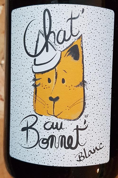 Blanc, Beaujolais Villages (Chardonnay) Château Bonnet, Chat au Bonnet