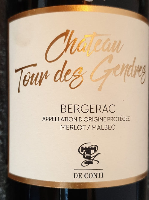 Rouge, Bergerac, Chateau Tour Des Gendres