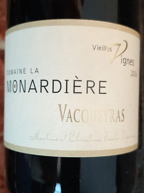 Rouge, Vacqueyras, Domaine de la Monardière, Vieilles Vignes