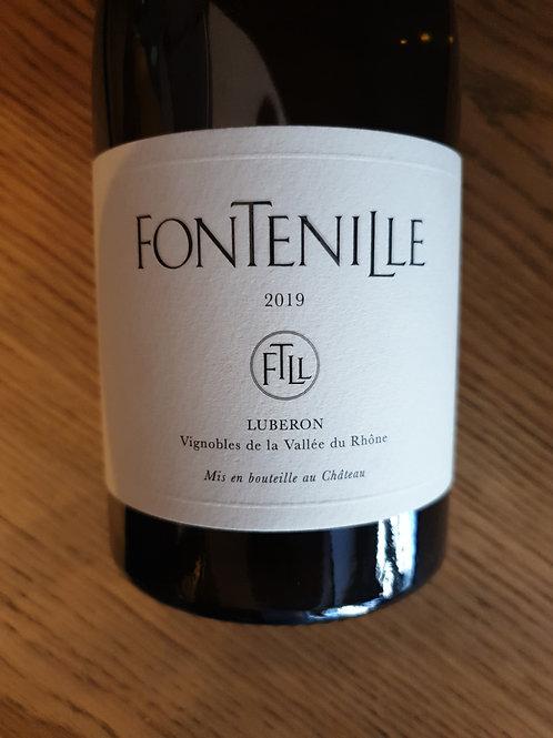 Blanc, Luberon, Domaine de Fontenille