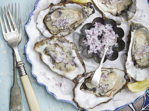 Dégustation d'huîtres tous les samedis