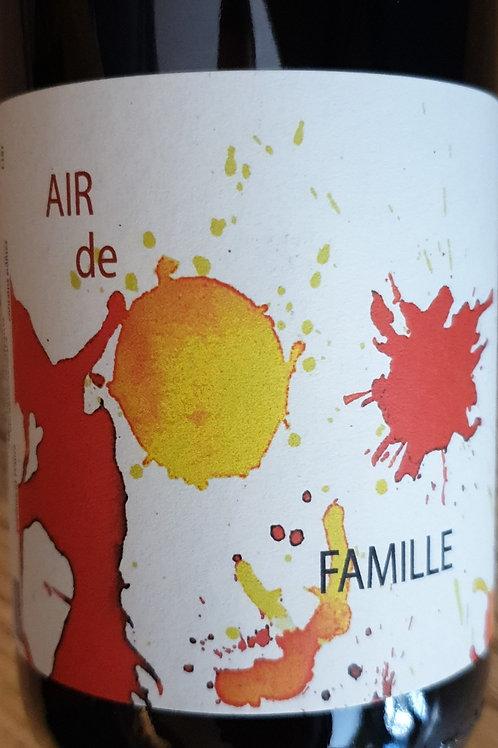 Rouge, Alsace, Vignobles Klur, Air de Famille