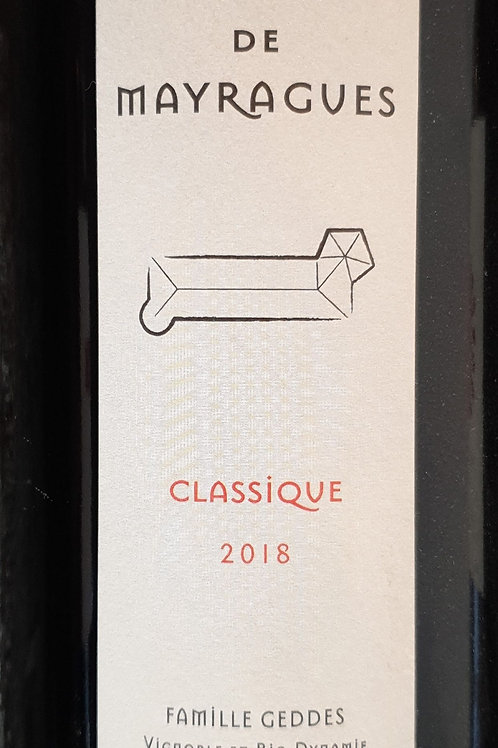 Rouge, Gaillac, Domaine de Mayragues