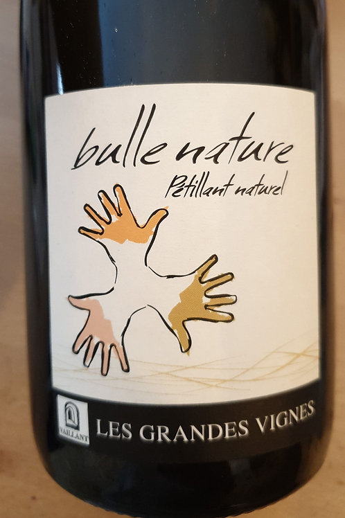 Bulles natures, Domaine Vaillant, Loire