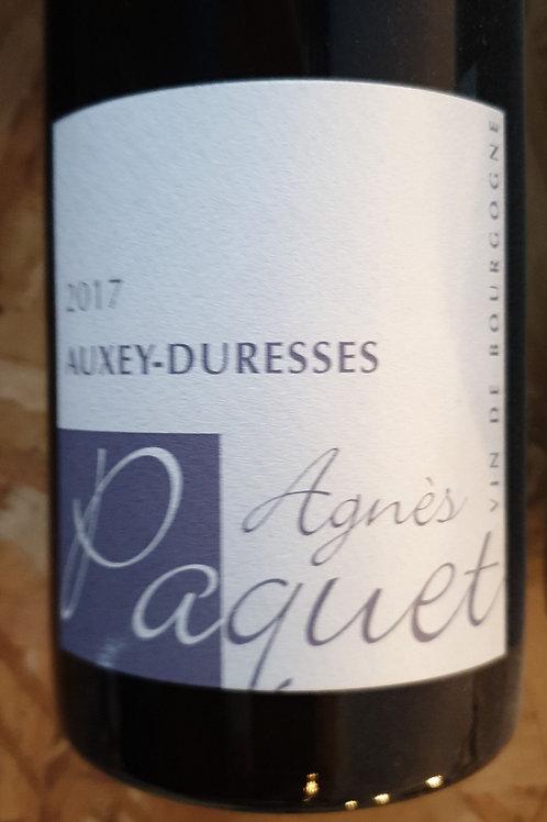 Blanc, Auxey Duresses, Agnes Paquet