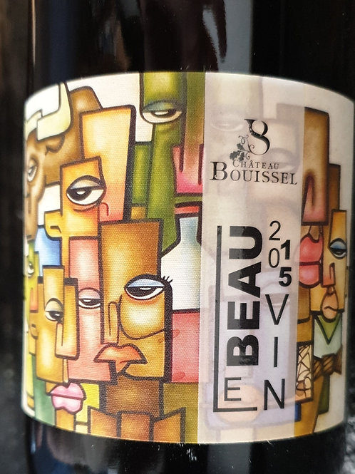 Rouge, Fronton, Chateau Bouissel, Le Beau Vin
