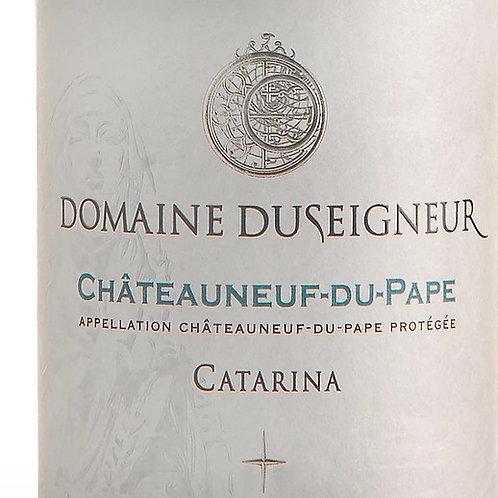 Blanc Chateauneuf du Pape, Domaine Duseigneur, Catarina
