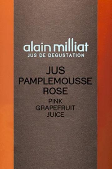 JUS DE PAMPLEMOUSSE 100CL