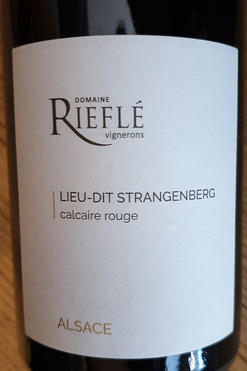 Rouge, Alsace, Domaine Riefle, Strangenberg