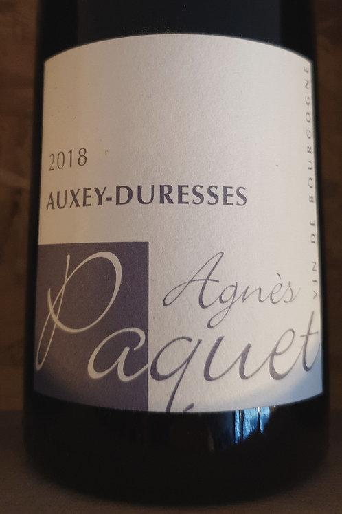 Rouge, Auxey Duresses, Agnes Paquet