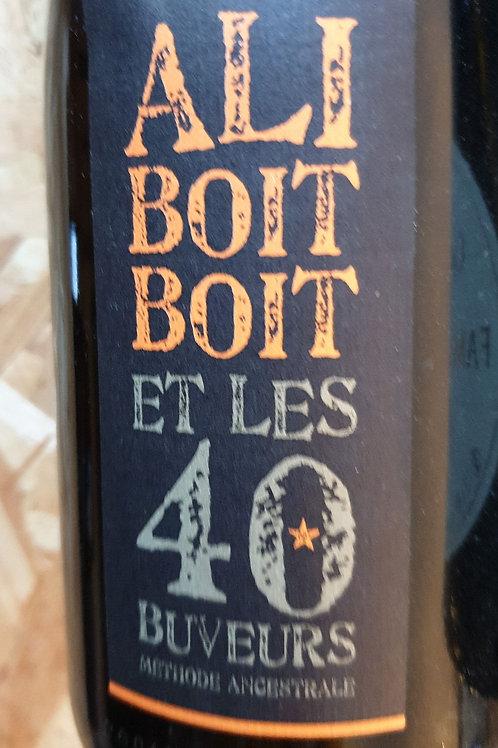 Bulles, Bourgogne, Ali Boit Boit, Agnes Paquet