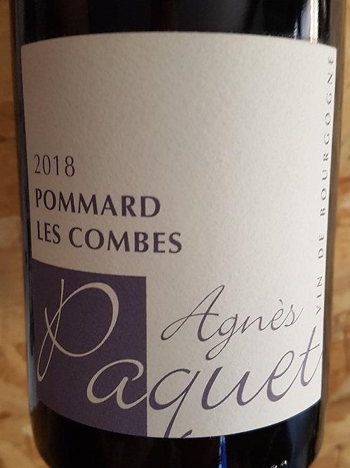 Rouge, Pommard, Agnès Paquet