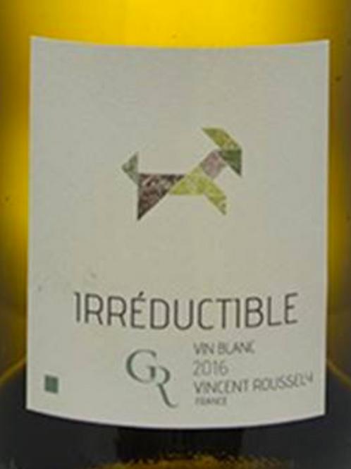 Blanc, Loire, Clos Roussely, L'Irreductible (Sauvignon)