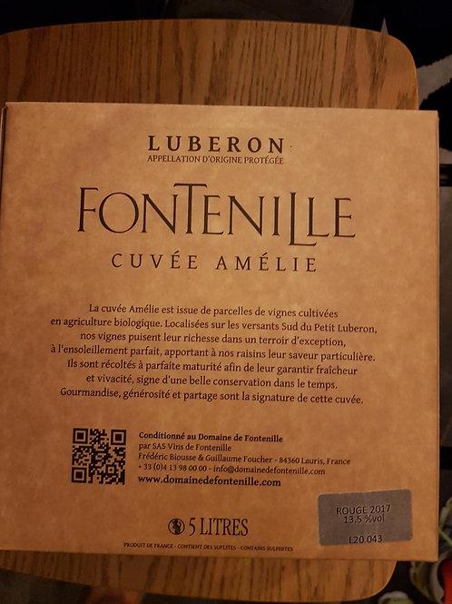 Rouge, BIB 5L, Fontenille