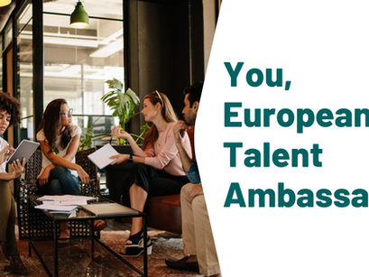 Do you want to be a European Talent Mobility Forum Ambassador?