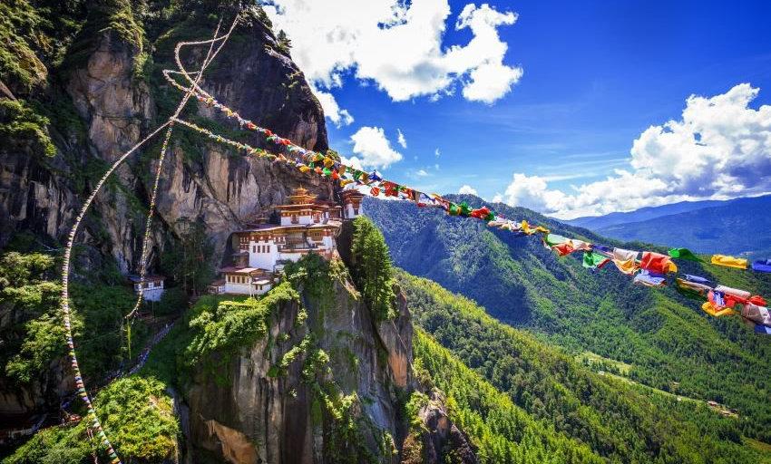 Bhutan & India 17-28 March  2021
