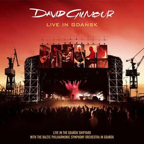 David Gilmour / Live In Gdańsk