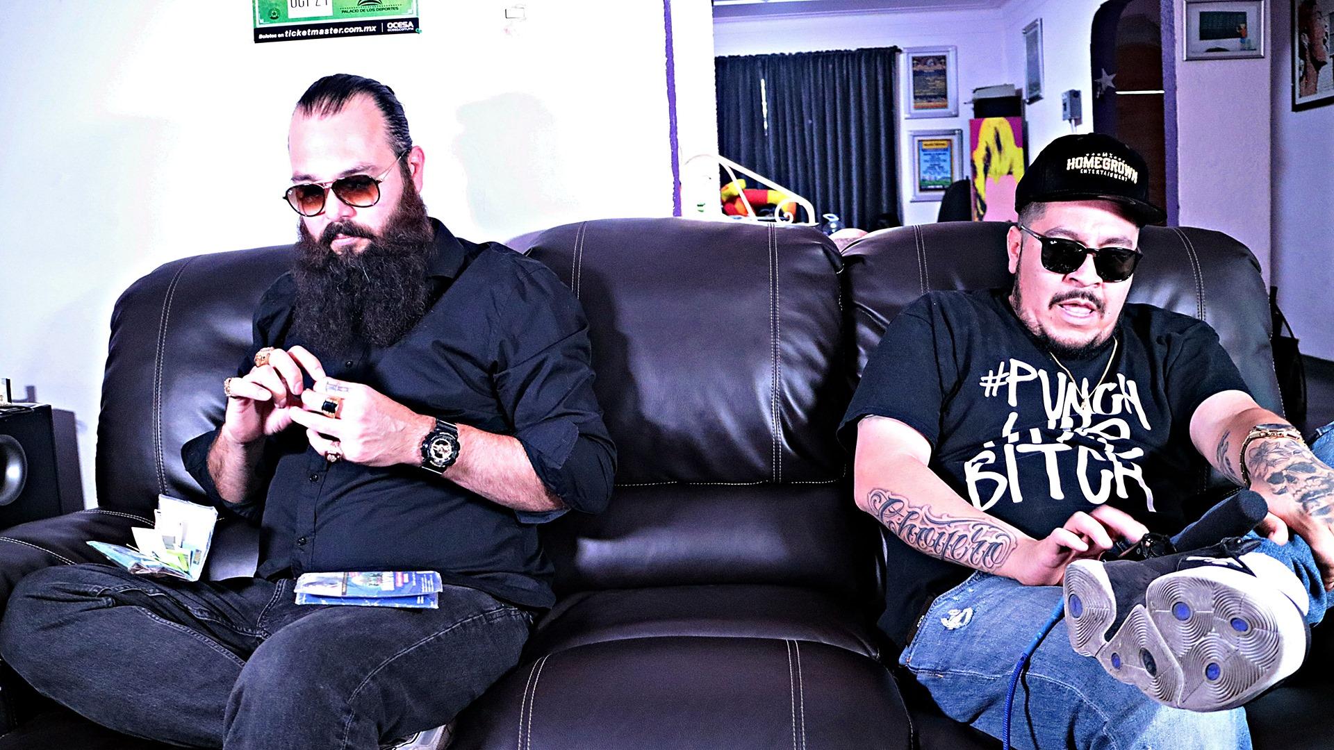 Entrevista con La Banda Bastön