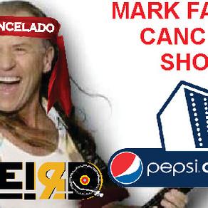 ¡Mark Farner deja a México como novia de pueblo!