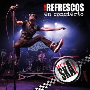 The Refrescos, banda madrileña invade México.