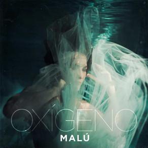 MALÚ estrena OXÍGENO su álbum #12.