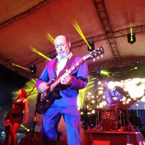 Los Terrícolas de Freddy Fuentes conquistaron la Feria deJuandho.