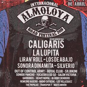 Todo listo para el Almoloya Road Festival 2019