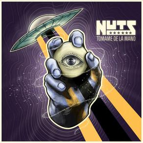 """Ponte NUTS con """"Tómame de la mano""""."""