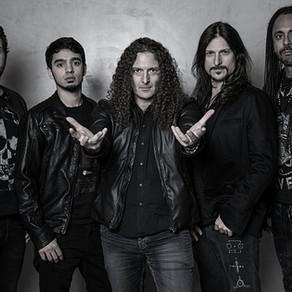 Desde Brasil todo el power metal progresivo de Angra en México