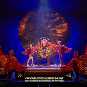 Cirque Du Soleil presenta LUZIA / ASÍ SOÑAMOS MÉXICO