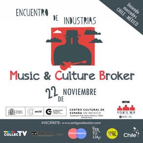 MUSIC & CULTURE BROKER en México