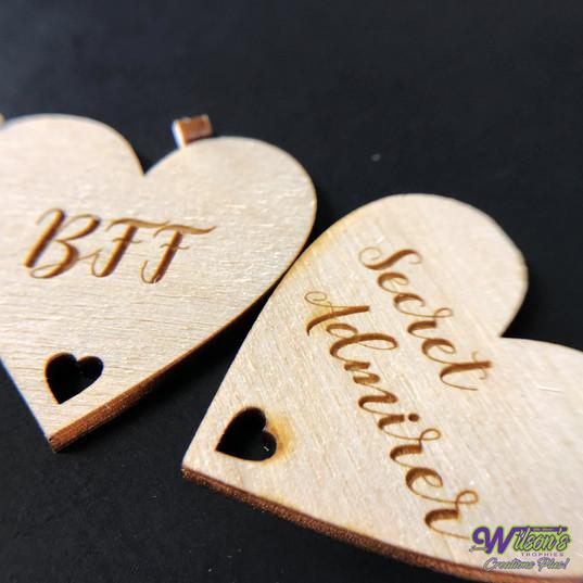 BFF & Secret Admirer