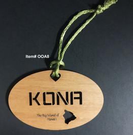 Kona Ornament