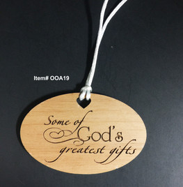 Some of God's greatest gifts Ornament