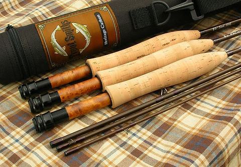 Trout smiths rods