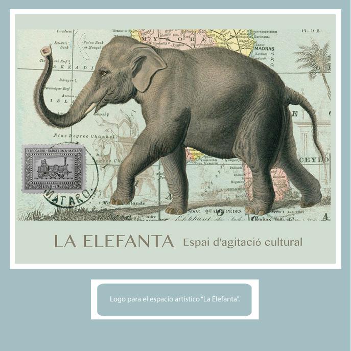 Logo La Elefanta
