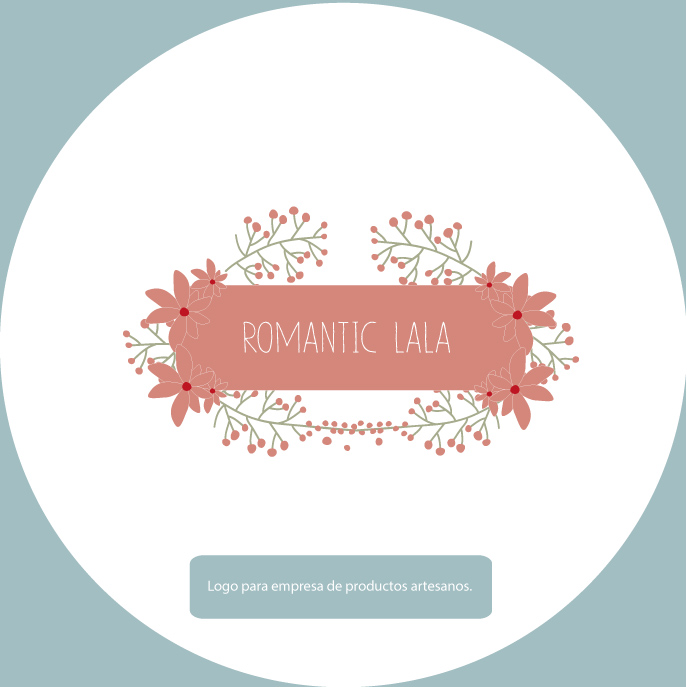 Logo romantic Lala