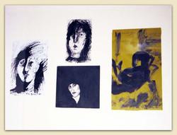 cuatro autorretratos