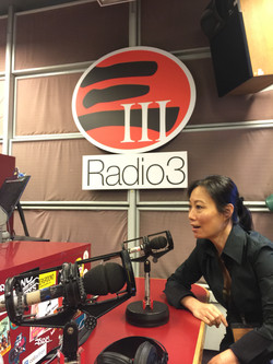 Radio3 interview