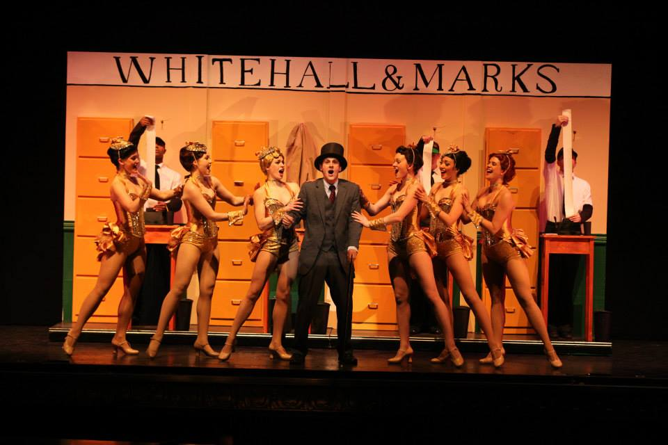 The Producers at the Palace Theatre