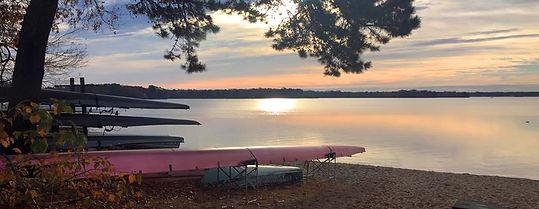Cape Cod Rowing, Lake Wequaquet, Massachusetts